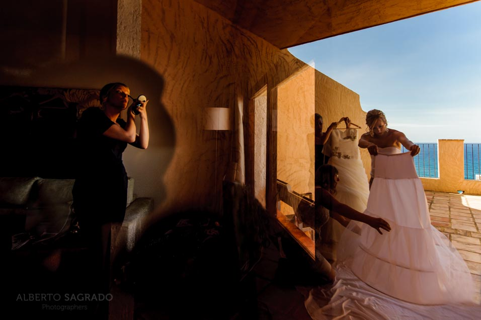 Spanish Wedding Photographers